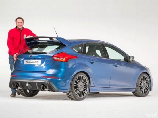 福特(进口) 福克斯(进口) 2016款 RS