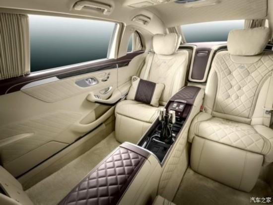 奔驰-迈巴赫 迈巴赫S级 2015款 S 600 Pullman