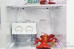 保湿无霜新突破 容声对开门冰箱闪耀登场