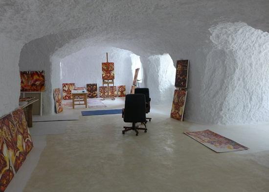 住山洞成时髦:西班牙洞穴类房产供不应求(图)