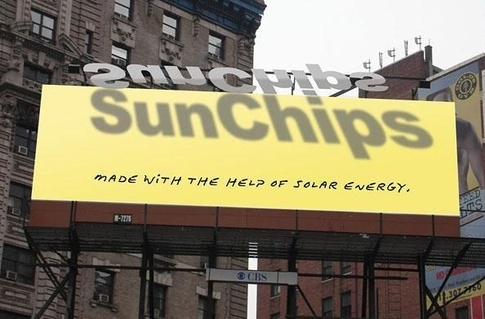盘点最富有创意的户外广告