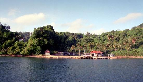 印尼一小岛因关押待处决外籍毒贩名声大噪(图)