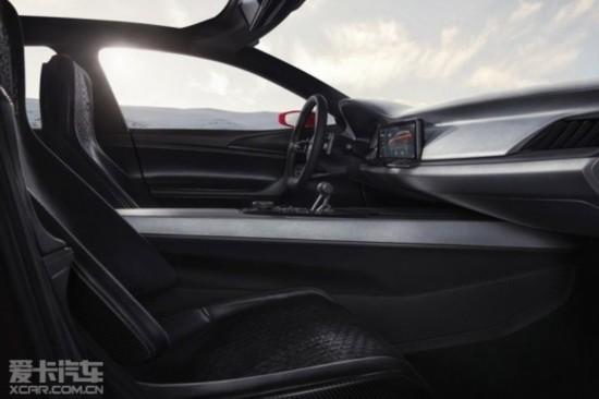起亚SPORTSPACE概念车3月首发 搭载2.0T