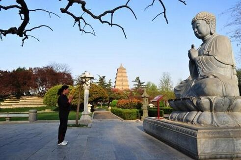 唐大慈恩寺遗址公园