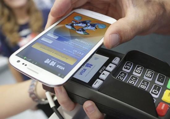 三星公布Samsung Pay:支持传统磁性终端