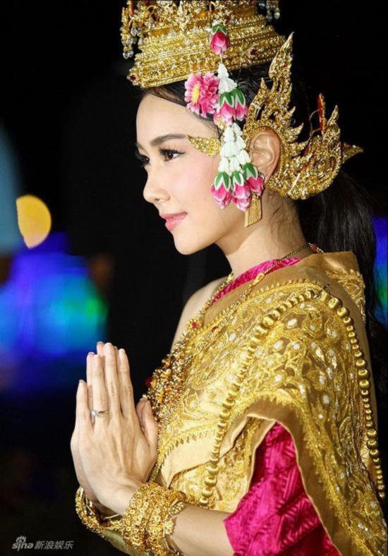 泰国第一美女noon