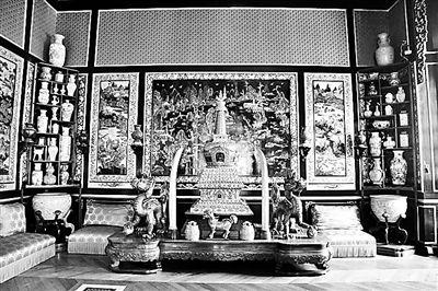 法国枫丹白露宫圆明园流失文物被盗