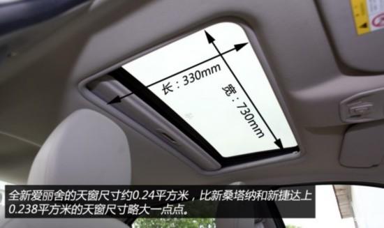 东风雪铁龙 爱丽舍 2014款 1.6L 自动豪华型