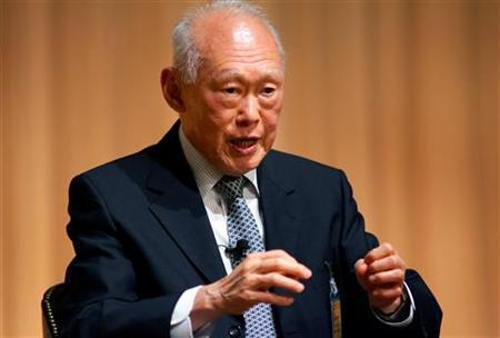 新加坡總理辦公室:李光耀病情大致未出現變化