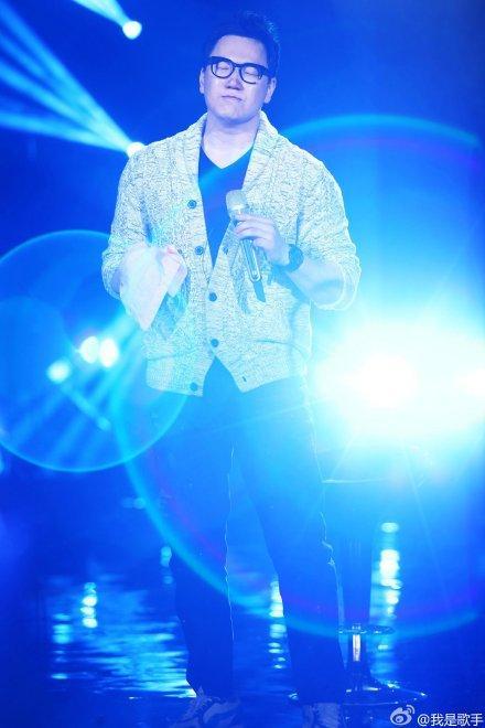我是歌手第三季第十期:蕭煌奇終極補位 鄭淳元現場噴鼻血