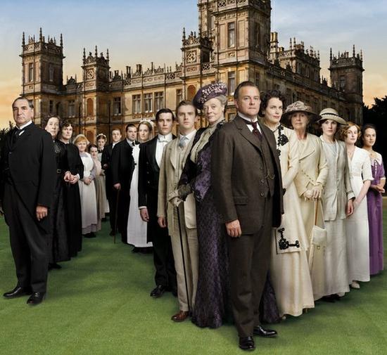 跟着《唐顿庄园》办一场英式婚礼