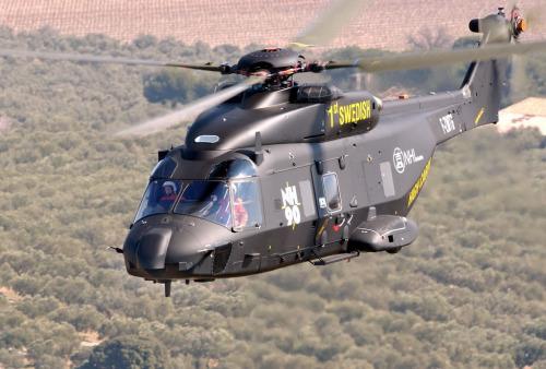 资料图:NH90多用途直升机