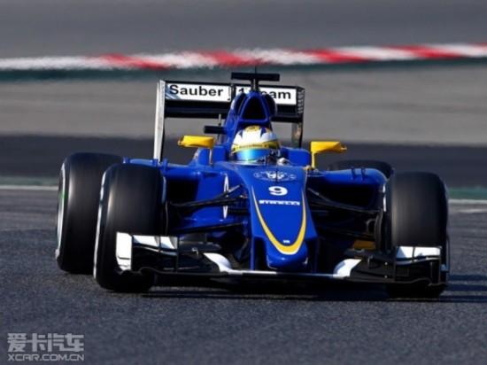2015赛季F1赛车