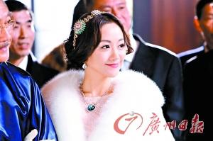 """杨蓉演反派抢眼争议大:不愿""""腹黑女""""模式化(图)"""