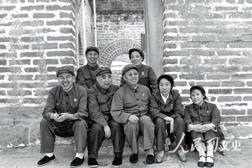 揭秘:林彪四大干将夫人的晚年生活