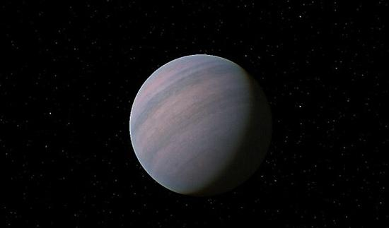 """""""超级地球""""确认存在 为首个系外宜居星球"""