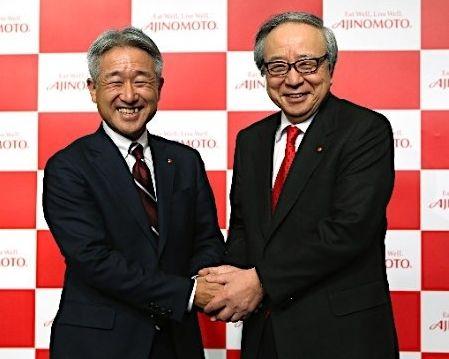 西井孝明升任日本味之素公司新社长