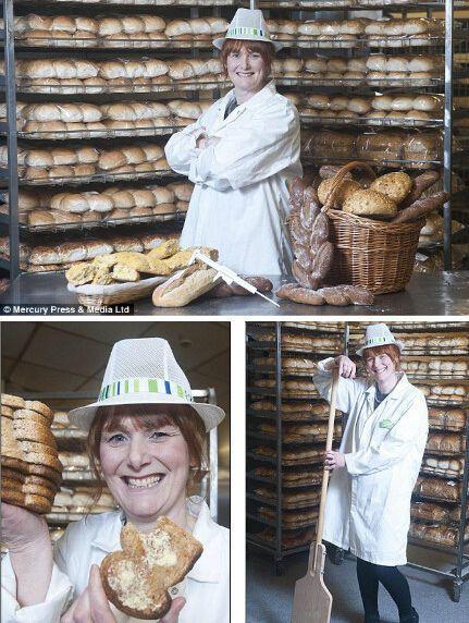 英国面包试吃员:1年尝50000片以上吐司