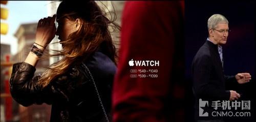 349美元起4月开卖 Apple Watch细节公布