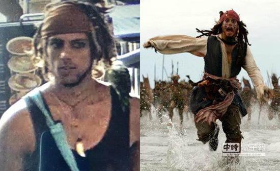 《加勒比海盗5》开机不顺德普手部受伤暂停拍摄