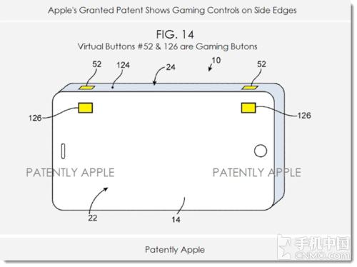 苹果专利:下代iPhone或采用侧显示屏