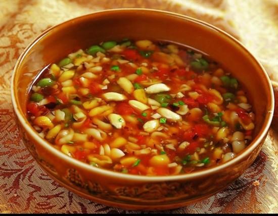 开封市窝窝团_窝窝面,是铜川市耀州区的特色小吃.