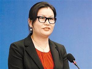 蓝思科技董事长周群飞或成中国新晋女首富。(资料图片)