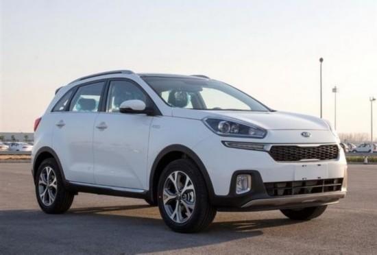 起亚KX3今日上市 将推出10款车型