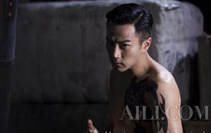 黄晓明刘恺威吴奇隆李晨 男星们半裸PK胸肌谁最性感 图