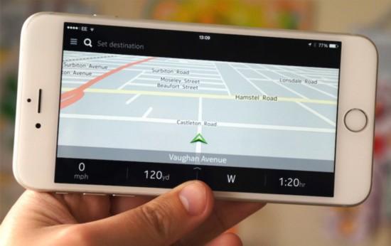 再次回归 诺基亚推出iOS版Here地图应用