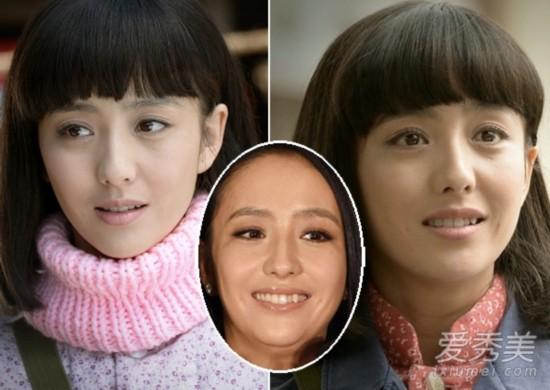 《平凡的世界》佟丽娅李小萌村花扮相谁丑?