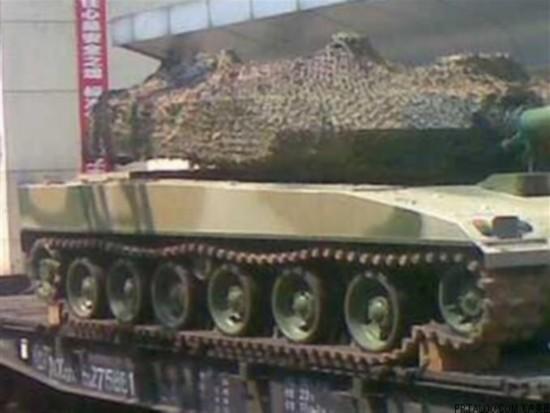 美媒 解放军一新型轻型坦克令美军眼红 美非常羡慕