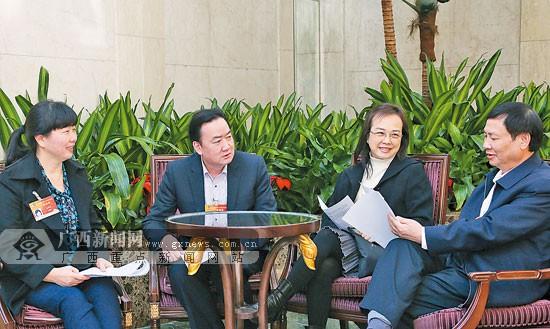 15位住桂委员联名提案 加大支持广西旅游扶贫力度