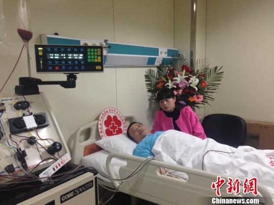 基層醫生捐獻造血干細胞感動其妻當即加入骨髓庫