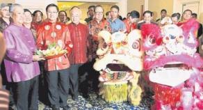 大马华总会长吁委谙华语华裔任副教长解华教问题