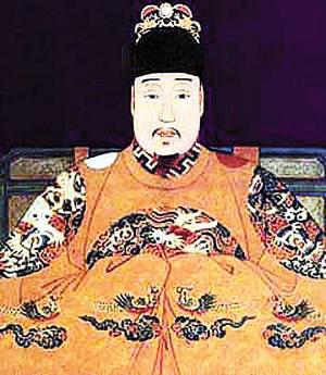 中国历代帝王的30个惊人之最 出生百日做皇帝图片