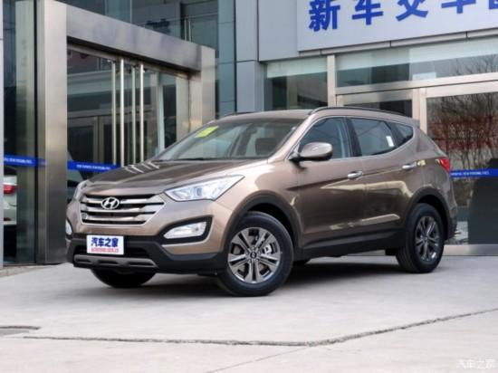 北京现代 全新胜达 2013款 改款 2.4L 自动四驱智能型