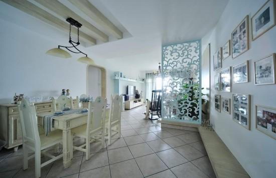 名流公馆-三居室-86.47平米-装修设计