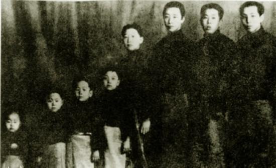 老照片揭秘张学良及7个弟弟的人生结局