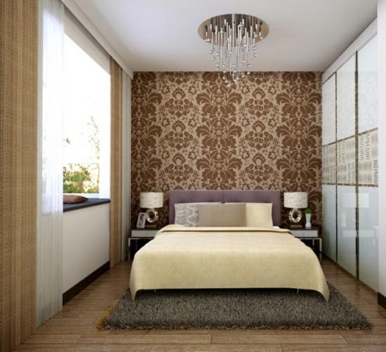 42平米-卧室装修效果图