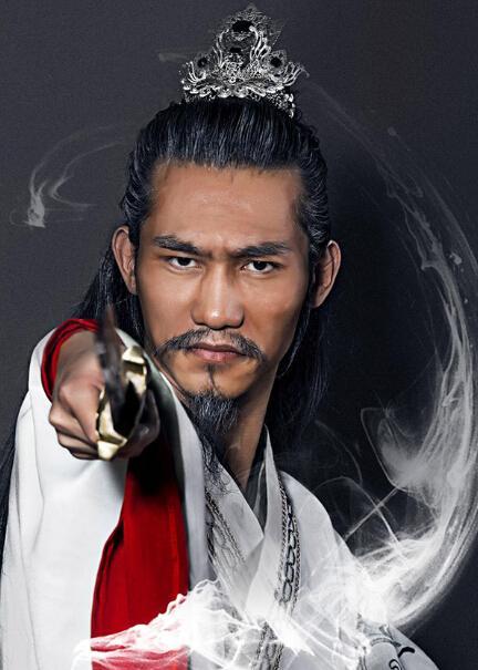 """田七将穿越千年 多才演绎唐代""""画圣""""吴道子"""