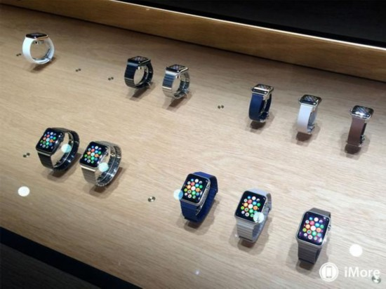苹果拟推Apple Watch试戴服务 无需预约