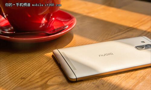 非无边框设计 nubia Z9真机曝光