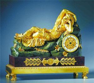 西洋古董钟表