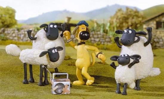 《超级无敌羊咩咩》小羊肖恩 上映时间: 2015年4月 年龄:10岁 国家:英国 背景:其官方的第一次登场是出现于《超级无敌掌门狗》,肖恩是其中最年轻的一只羊,肖恩在其中已经展现出它的智慧。 一句话推荐:笑点温情俱佳,虽然不言不语,却叫人难忘记,羊年就应该看这样的电影!