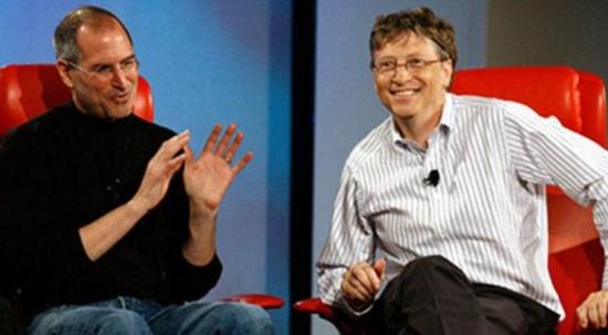 盖茨:若乔布斯微软CEO 只会让人害怕