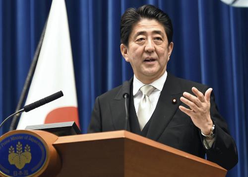 安倍将在美参众两院发表演讲开日本首相之先河