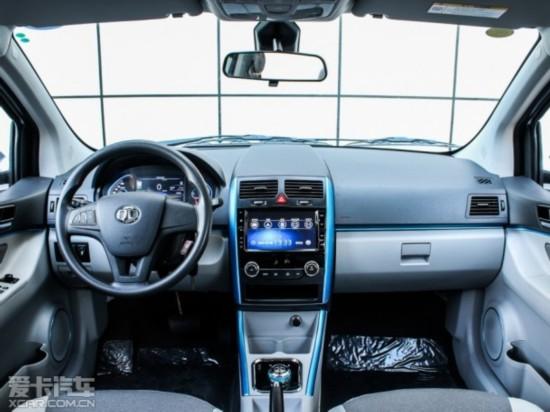 北汽新能源2015款北汽EV200
