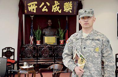 美军征华裔双语人才可免绿卡快速入籍(图)