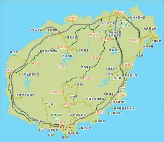 揭海南岛成因:从北部湾分离旋转 仍左旋漂移